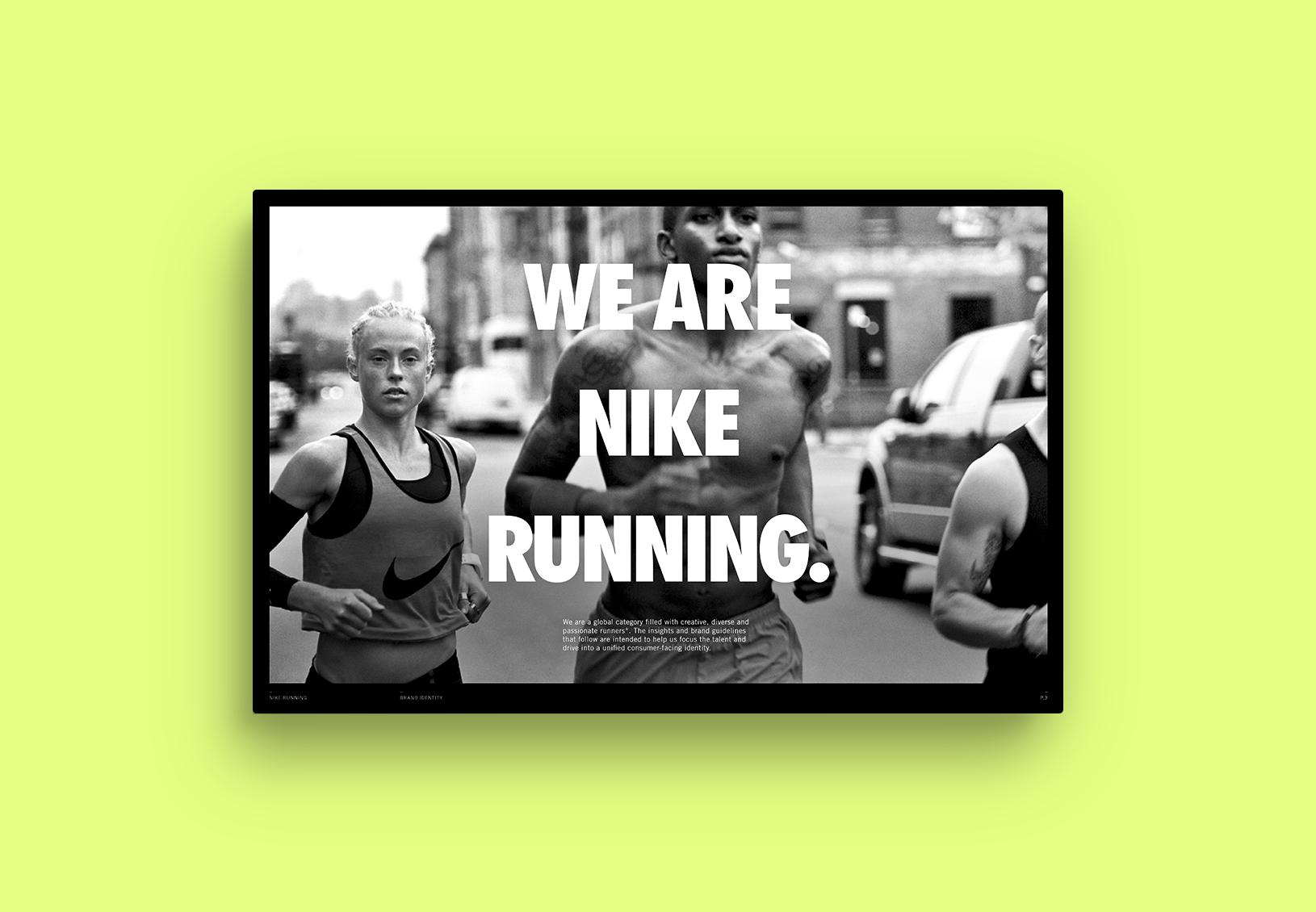 Nike Run Dept