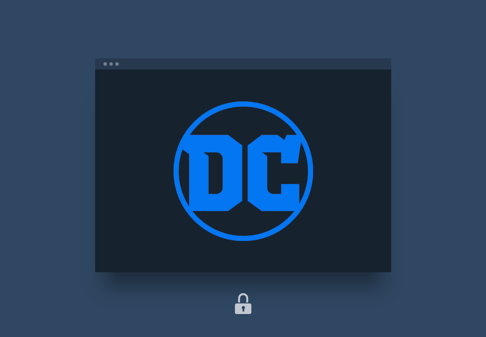 DC Universe Lander
