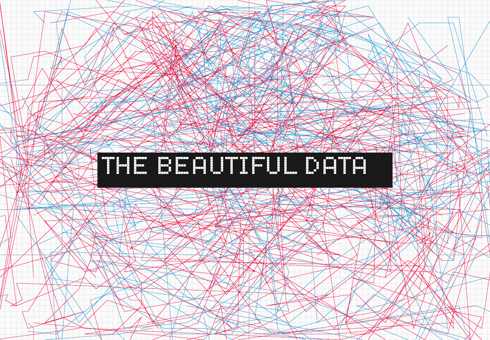 The Beautiful Data